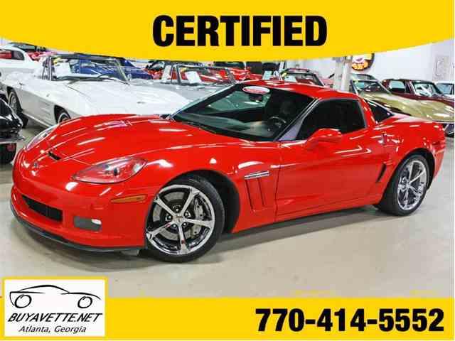 2010 Chevrolet Corvette | 943850