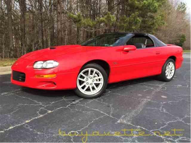 2002 Chevrolet Camaro | 943851