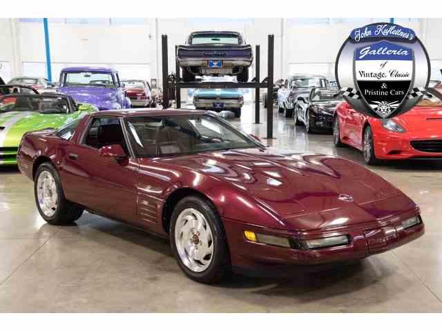 1993 Chevrolet Corvette | 943852