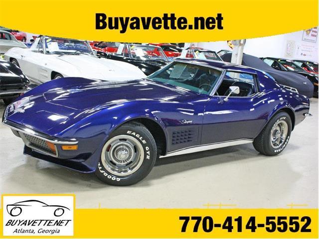 1972 Chevrolet Corvette | 940387