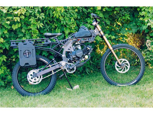 2015 Custom Motorcycle | 940390