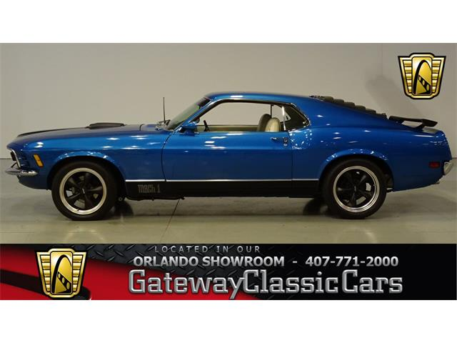 1970 Ford Mustang | 943908