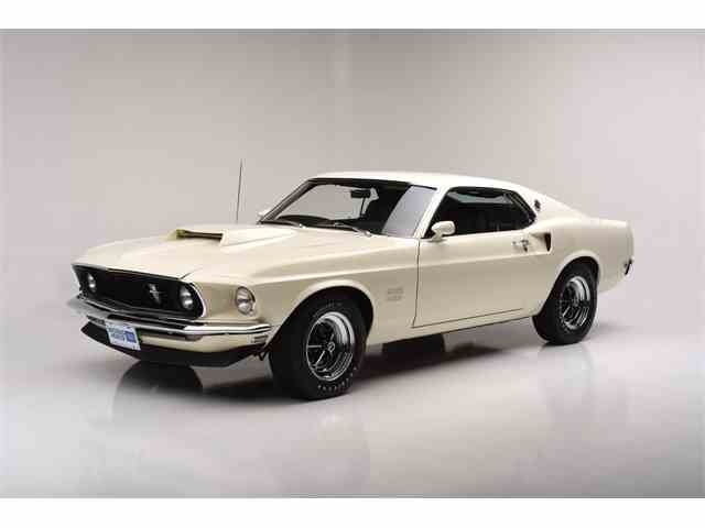 1969 Ford Mustang | 940391