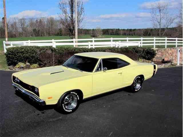 1969 Dodge Coronet | 943917