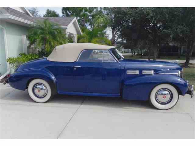 1940 Cadillac Series 62 Convertible Coupe | 943919