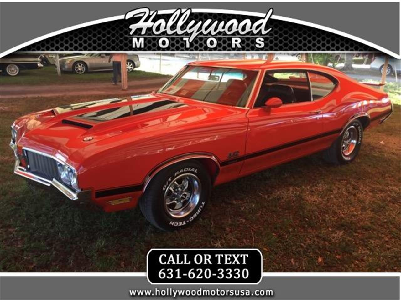1970 oldsmobile 442 for sale cc 940392 for Hollywood motors west babylon