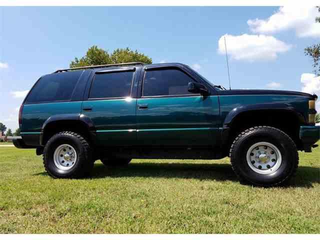1999 Chevrolet Tahoe 4 X 4 Z71 | 943920