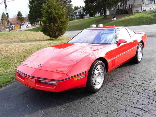 1990 Chevrolet Corvette ZR1   943927