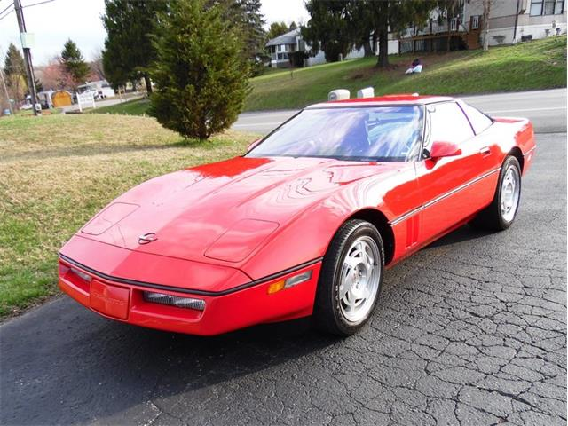 1990 Chevrolet Corvette ZR1 | 943927
