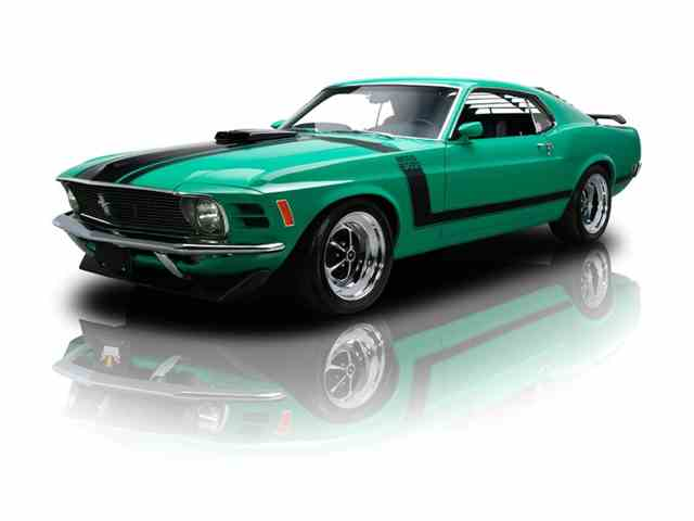1970 Ford Mustang   943930