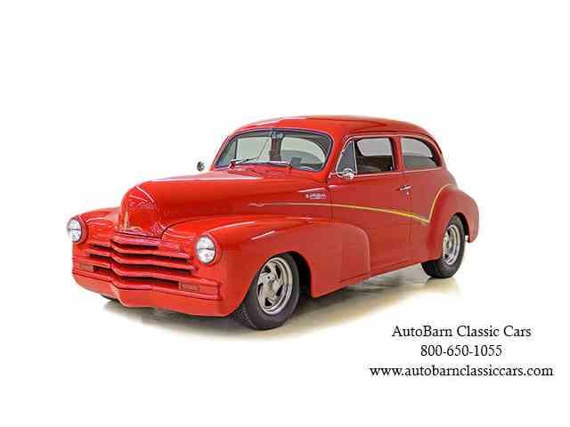 1948 Chevrolet Fleetline Streetrod | 943943