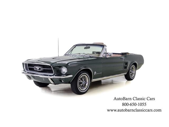 1967 Ford Mustang | 943944