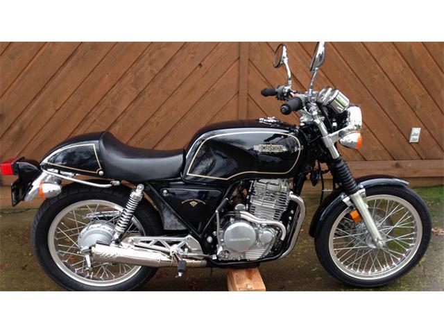 1989 Honda GB500 | 943946