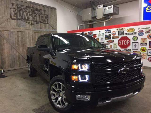 2015 Chevrolet Silverado | 943949