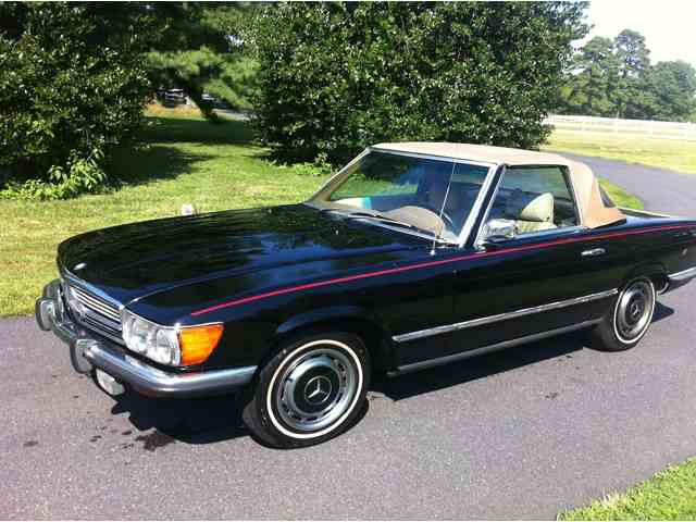 1972 Mercedes-Benz 350SL | 940395