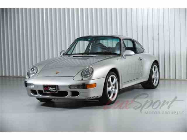 1997 Porsche 993 Carrera 2S Coupe | 943952