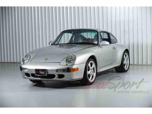 1997 Porsche 993 Carrera 2S Coupe | 943952