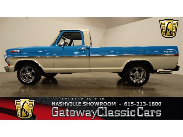1972 Ford F100 | 943959