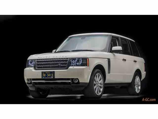 2010 Land Rover Range Rover | 940396