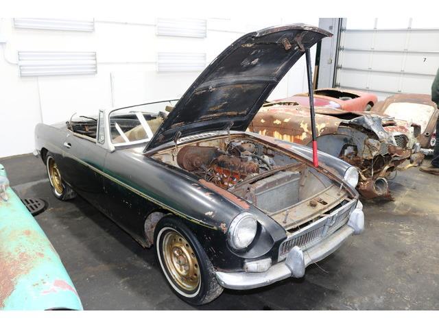 1963 MG MGB MK I | 943961