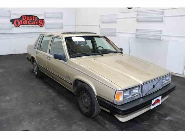 1989 Volvo 740 | 943964