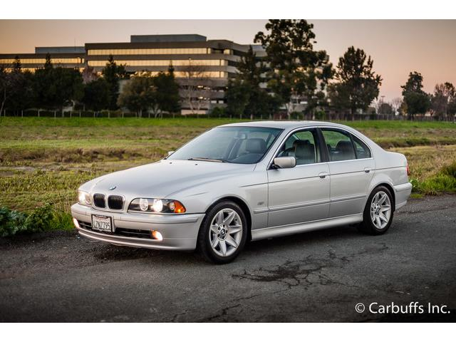 2002 BMW 525i | 943978