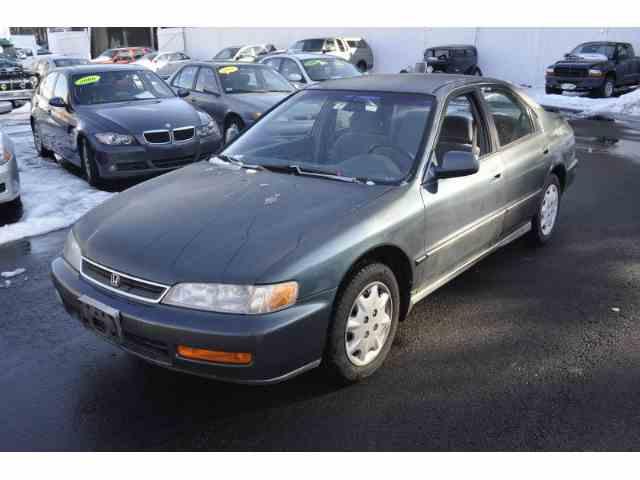 1997 Honda Accord   940398
