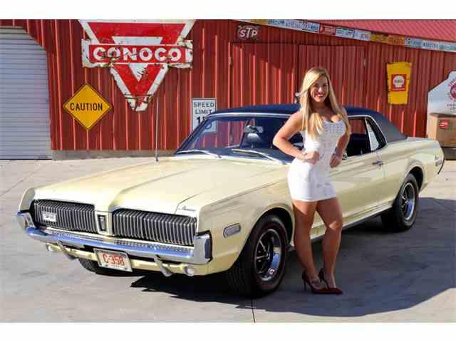 1968 Mercury Cougar | 943981