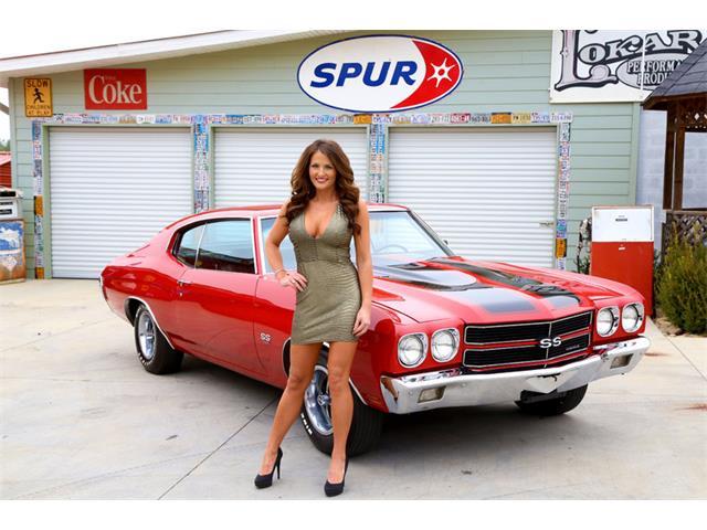 1970 Chevrolet Chevelle SS | 943982