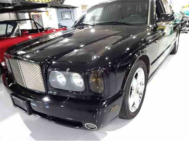 2003 Bentley Arnage | 943994