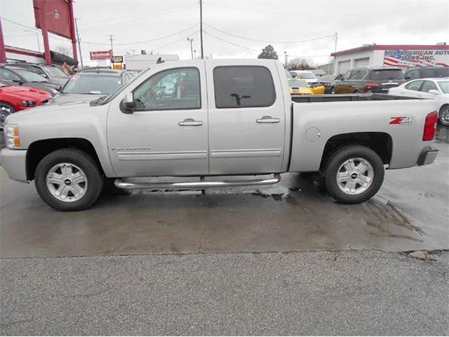 2009 Chevrolet Silverado | 944002