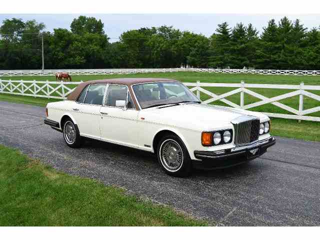 1991 Bentley Mulsanne S | 944004