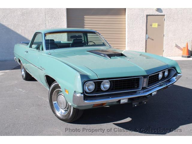 1971 Ford Ranchero | 944009