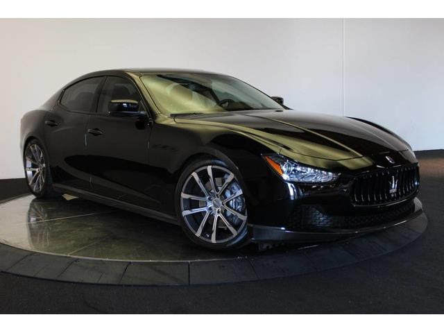 2015 Maserati Ghibli | 944013