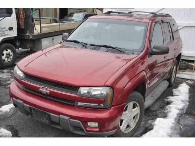 2002 Chevrolet Trailblazer | 944015