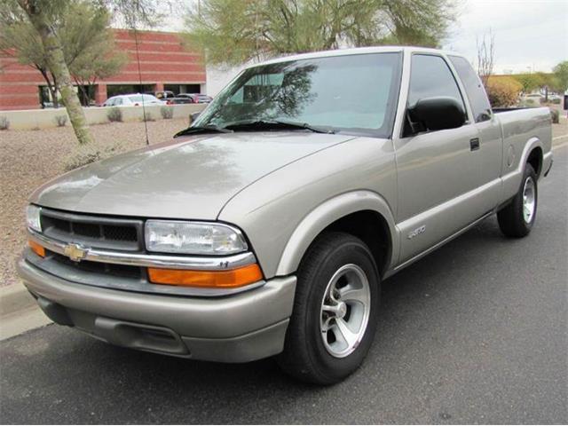 2001 Chevrolet S10 | 944025