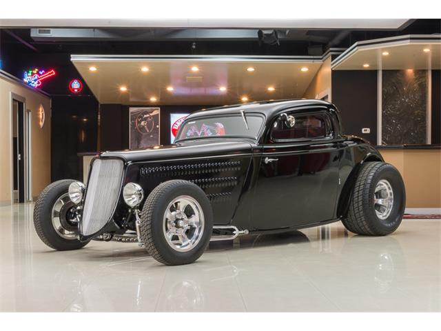1933 Ford 3-Window Coupe Street Rod | 944031