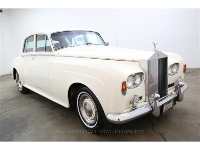 1965 Rolls Royce Silver Cloud III   944042
