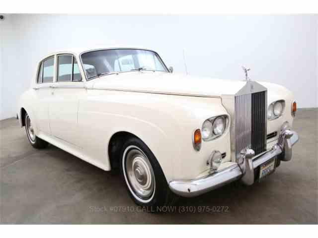 1965 Rolls Royce Silver Cloud III | 944042