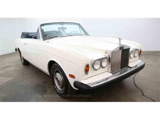 1973 Rolls-Royce Corniche | 944043
