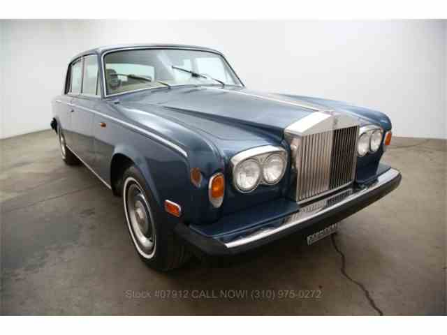 1978 Rolls-Royce Silver Shadow | 944045