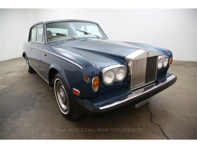 1978 Rolls-Royce Silver Shadow | 944045