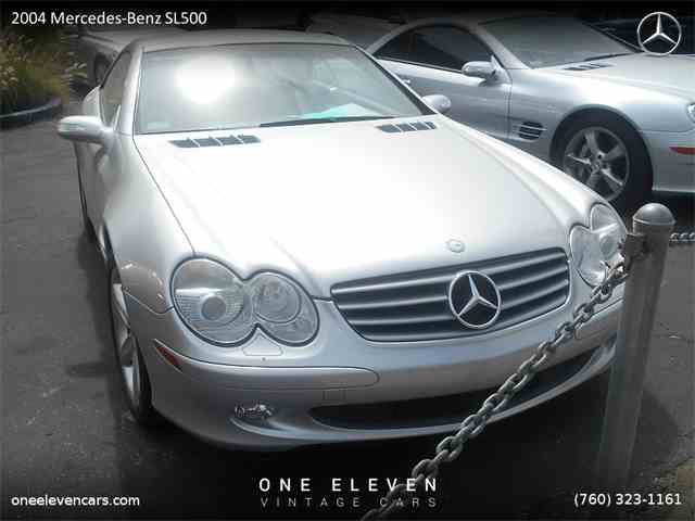 2004 Mercedes-Benz SL500 | 944048