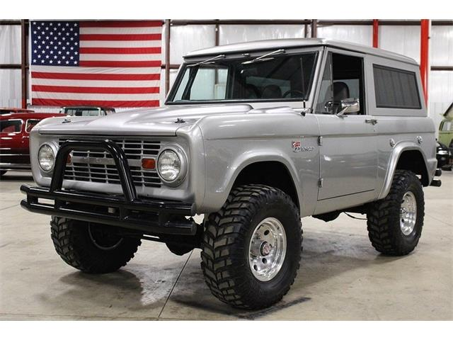 1968 Ford Bronco | 944050