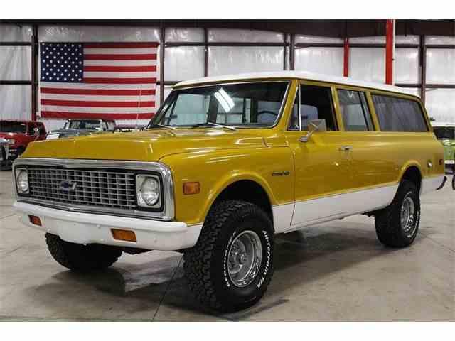 1972 Chevrolet Suburban | 944051