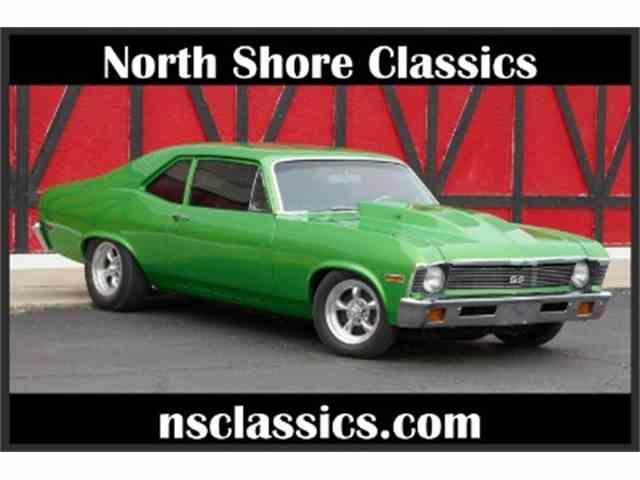 1972 Chevrolet Nova | 944055