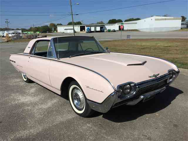 1962 Ford Thunderbird | 940406