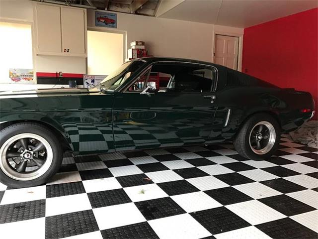 1968 Ford Mustang | 944063