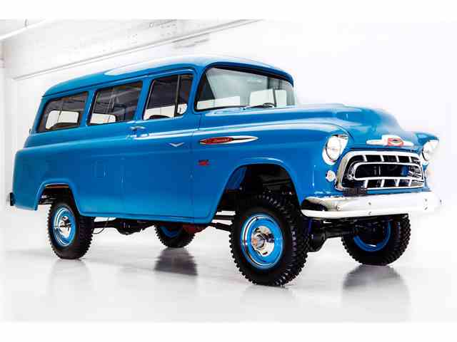 Picture of '57 Suburban - K8G8
