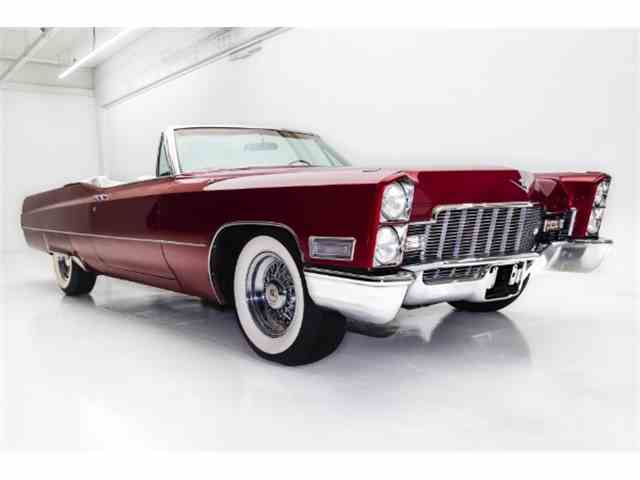 1968 Cadillac DeVille | 944074